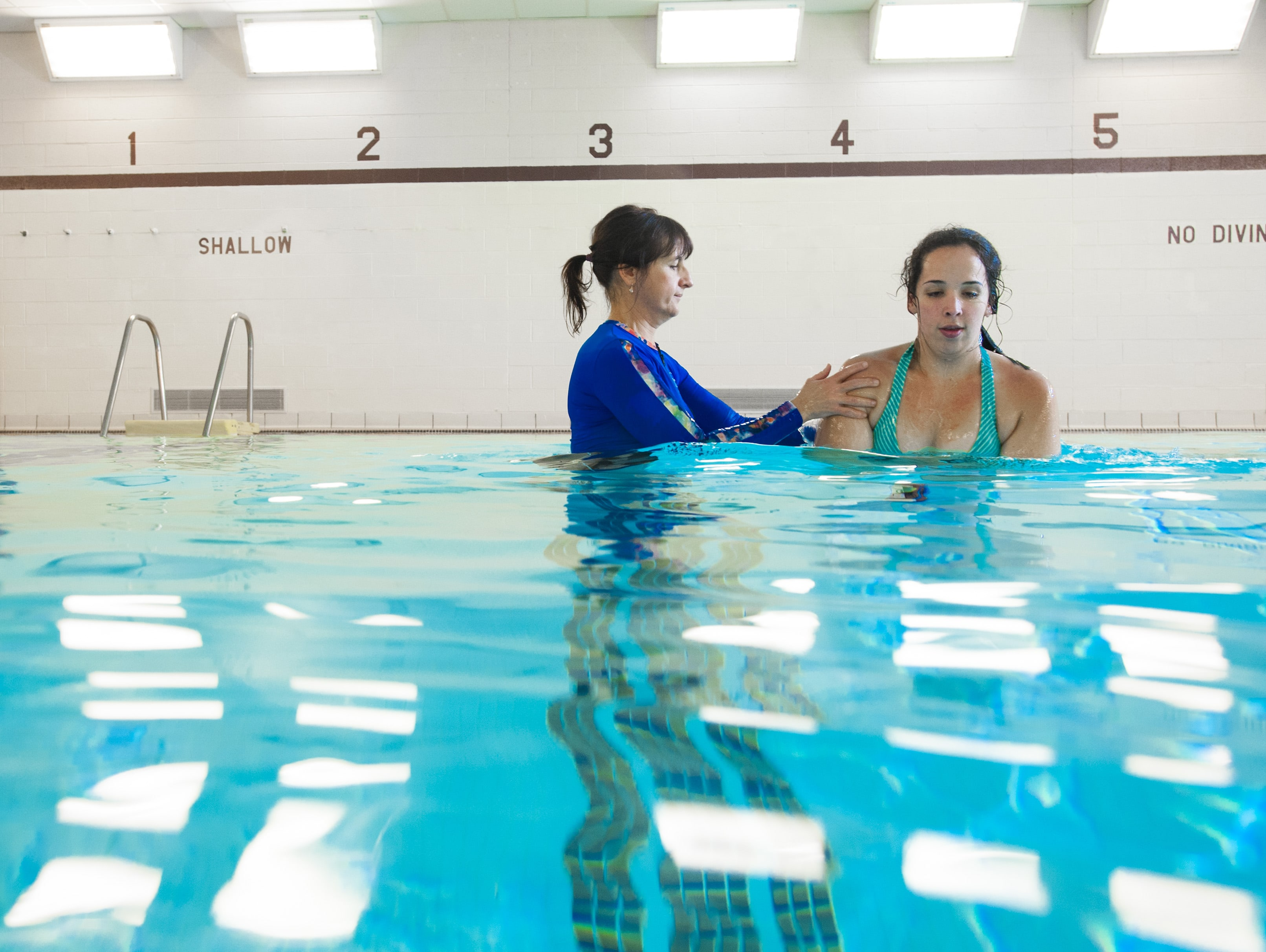 Aquatic Therapy (limited availability at this time)